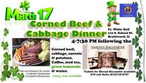 2019 Corned Beef & Cabbage